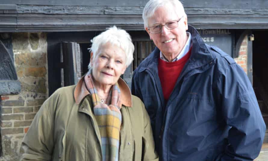 Dame Judi Dench is to perform with John Craven as the world's unlikeliest Romeo and Juliet on Sunday's Countryfile special honouring Shakespeare.