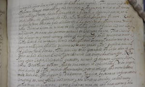 Queen Elizabeth I's translation of Tacitus, dated to late 16th century.