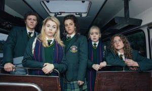 Derry Girls … wouldn't have existed without The Inbetweeners.