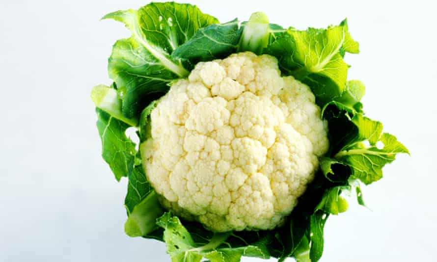 Try to buy a cauliflower with its leaves and stem intact.