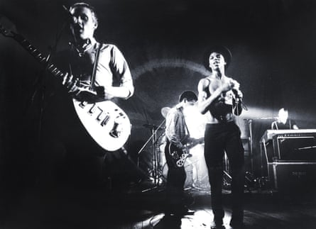 The Beat performing in 1980.