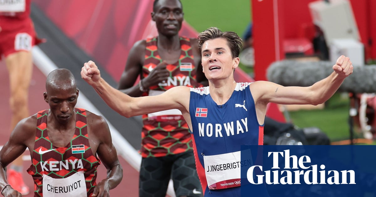 Jakob Ingebrigtsen seals 1500m gold as promise becomes reality