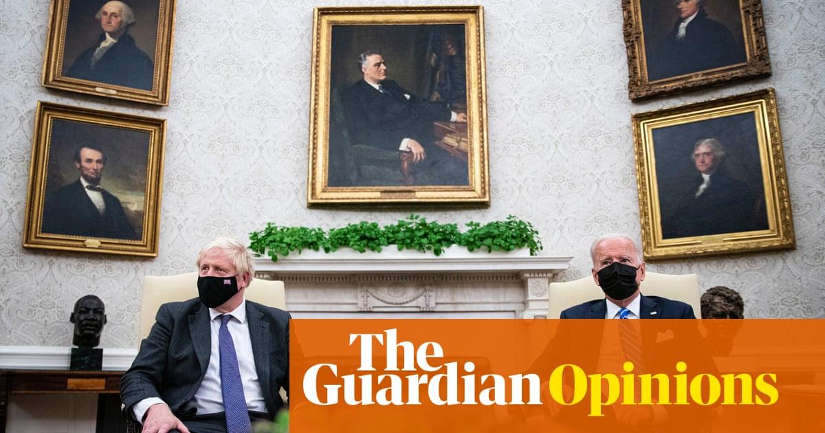 Joe's reality check: sure you're World King, Boris – but only of England