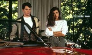 Grand finale … Ferris Bueller's Day Off.