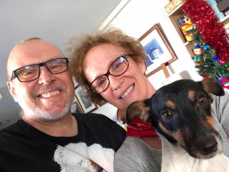 Clive Smallman & Mary Haropolo Χριστούγεννα 2018