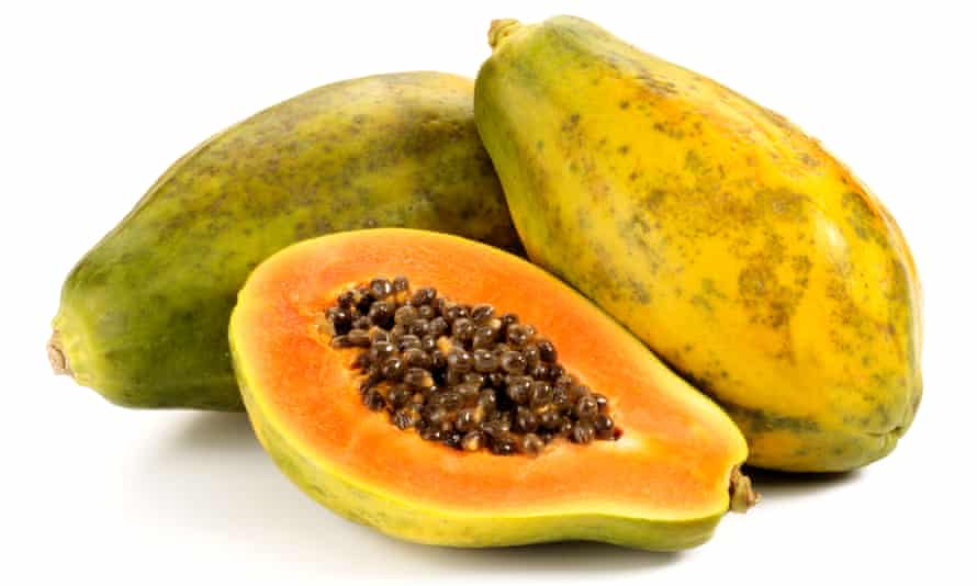 The US Centers for Disease Control and Prevention is currently recommending consumers avoid maradol papayas from Mexico.