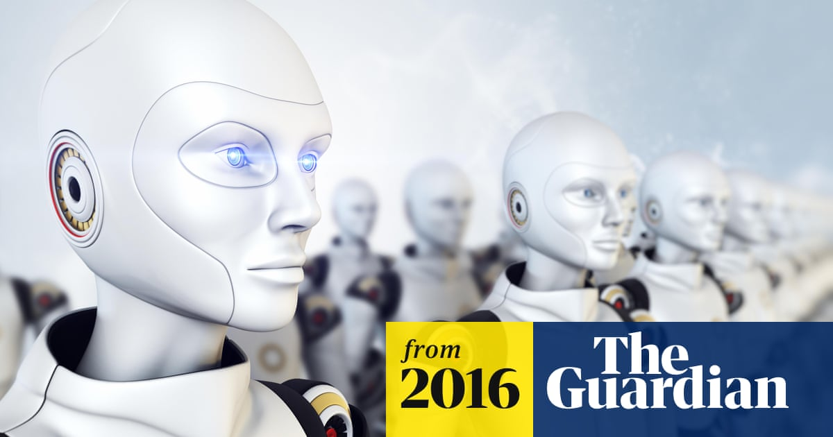 The rise of robots: forget evil AI – the real risk is far more