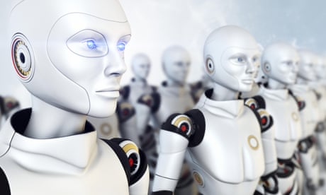 Beware the unintended consequences of a robot revolution