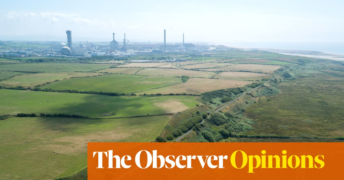 Moorside's atomic dream was an illusion. Renewables are the future