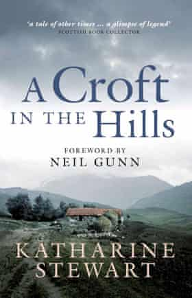 Cover of A Croft in the Hills by Katharine Stewart