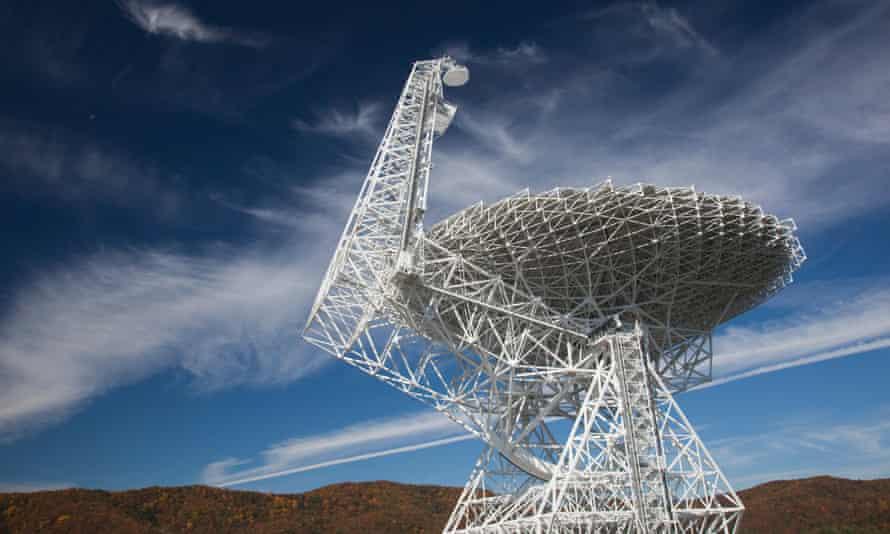 Telescopio Green Bank (GBT)