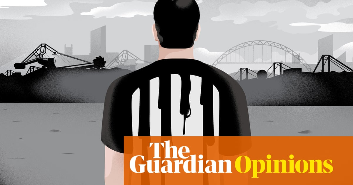 The Saudis may own Newcastle United, but it will always be an odd relationship