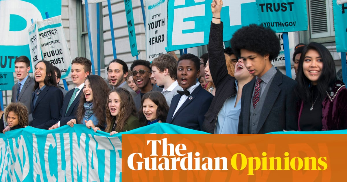 A youth activist on the climate crisis: politicians won't save us | Victoria Barrett