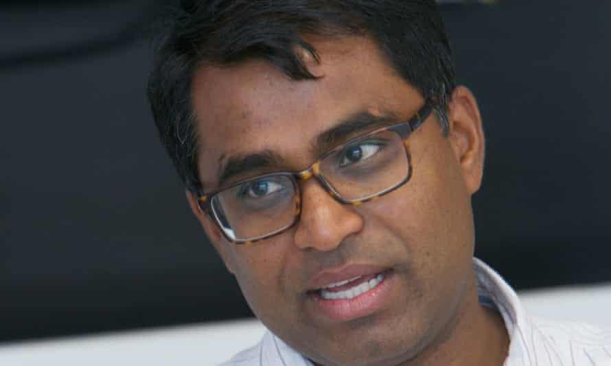 Danny Sriskandarajah, head of Civicus, an global civil society alliance