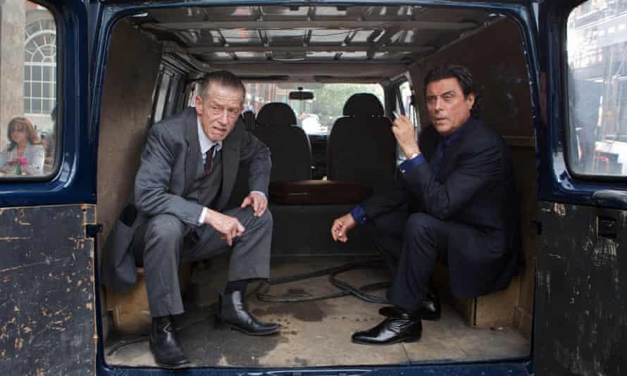 John Hurt and Ian McShane in 44 Inch Chest