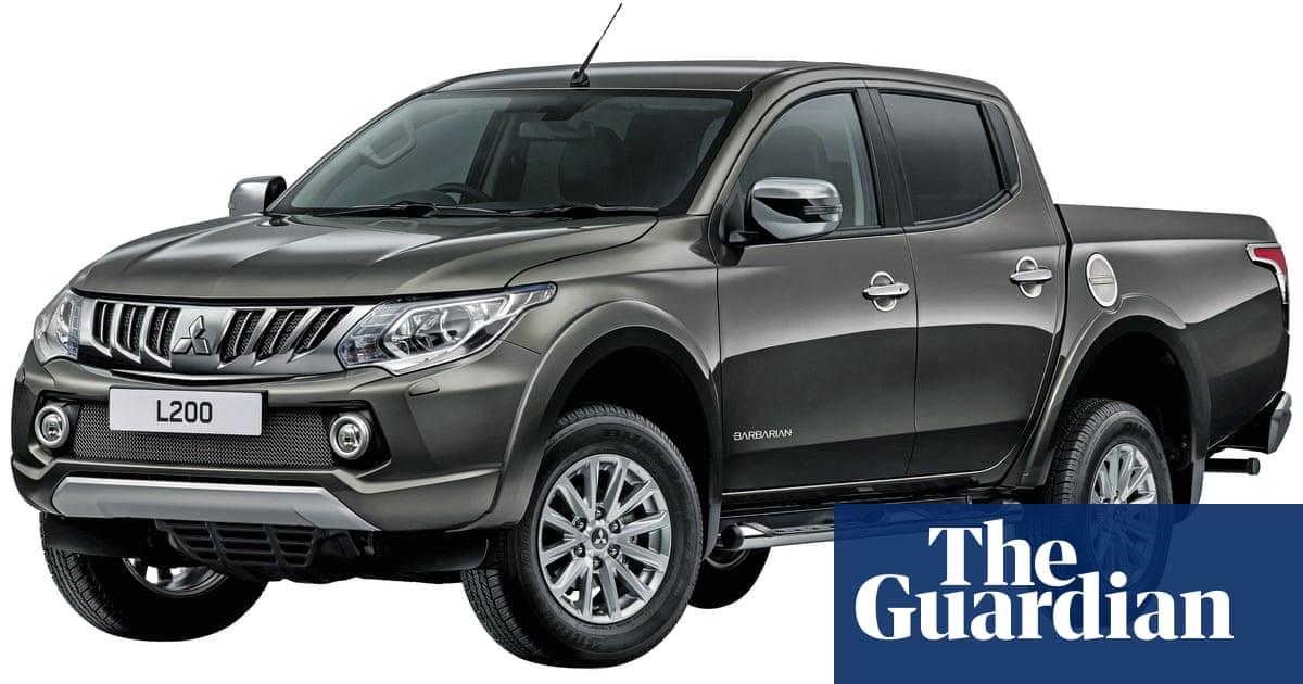 On the road: Mitsubishi L200 Barbarian – car review | Technology