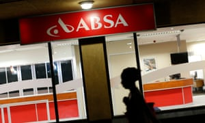 Absa bank in South Africa