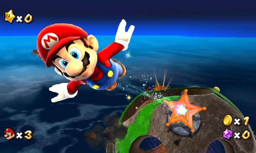 Super Mario's anniversary.