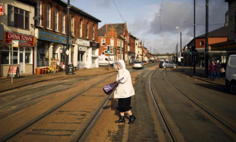 Fleetwood, Lancashire.