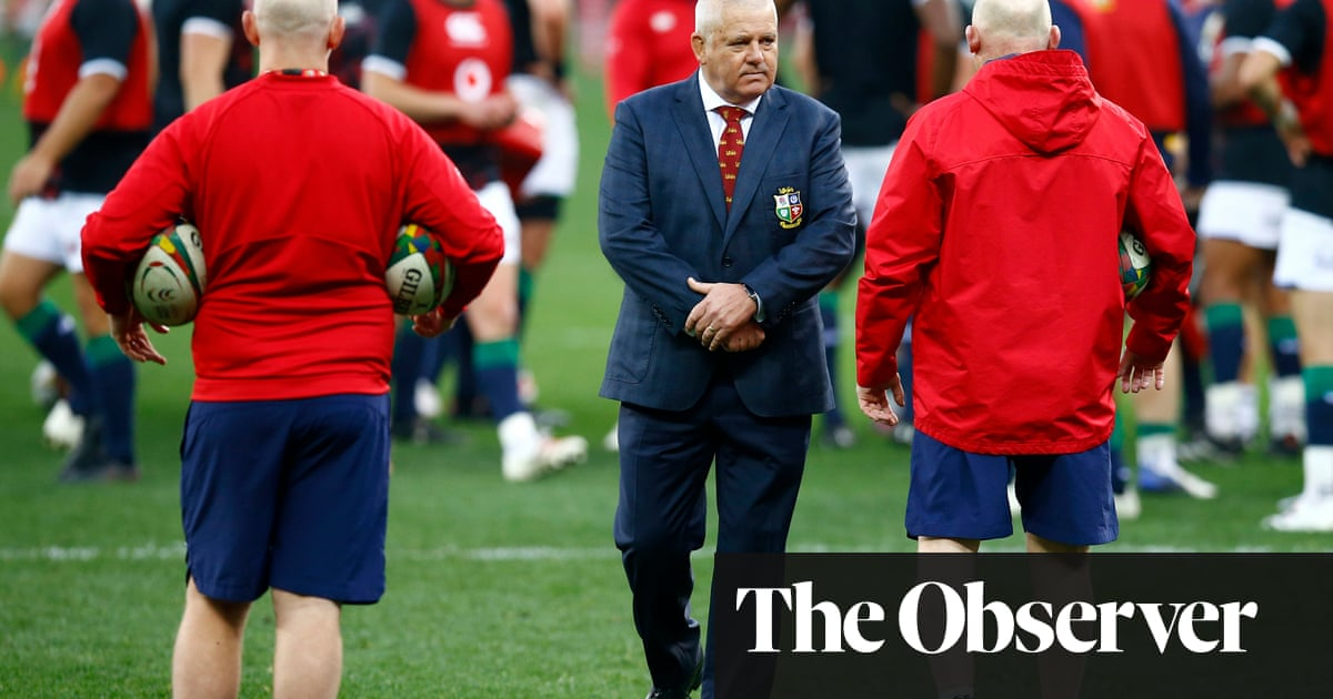 Search starts for new outlook after turgid tour robs Lions of their lustre