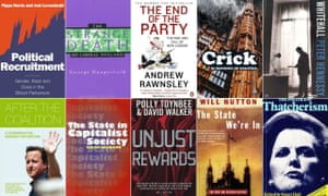 The top ten books on British politics
