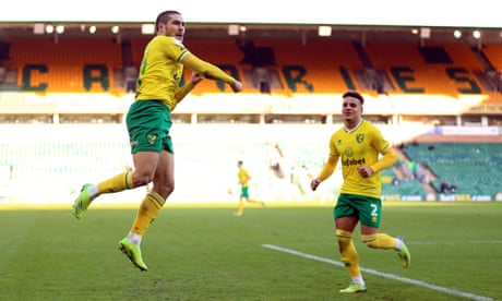 Championship roundup: Emi Buendía helps Norwich stretch lead at top