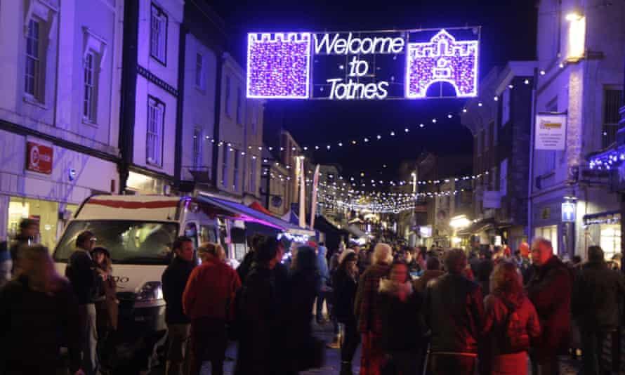 Totnes Christmas Market