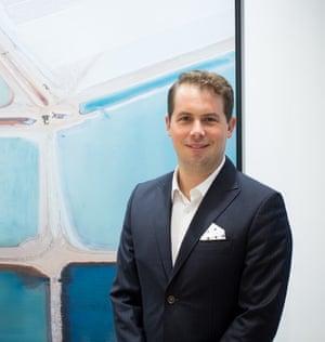 Scott Phillips, Rise Art co-founder.