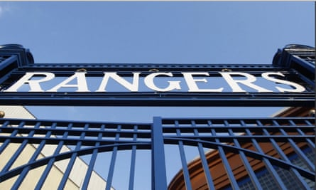 Rangers complained about an allegation in a Herald website column.