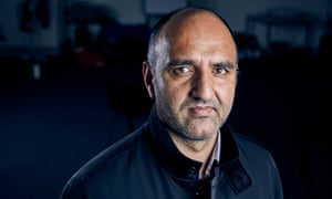 Mohmand waited four years for the Home Office to grant him refugee status