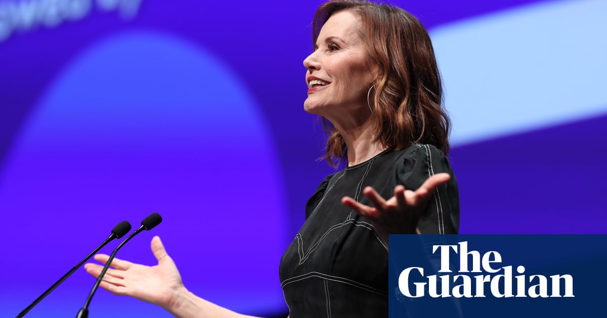 Geena Davis announces 'Spellcheck for Bias' tool to redress gender imbalance in movies