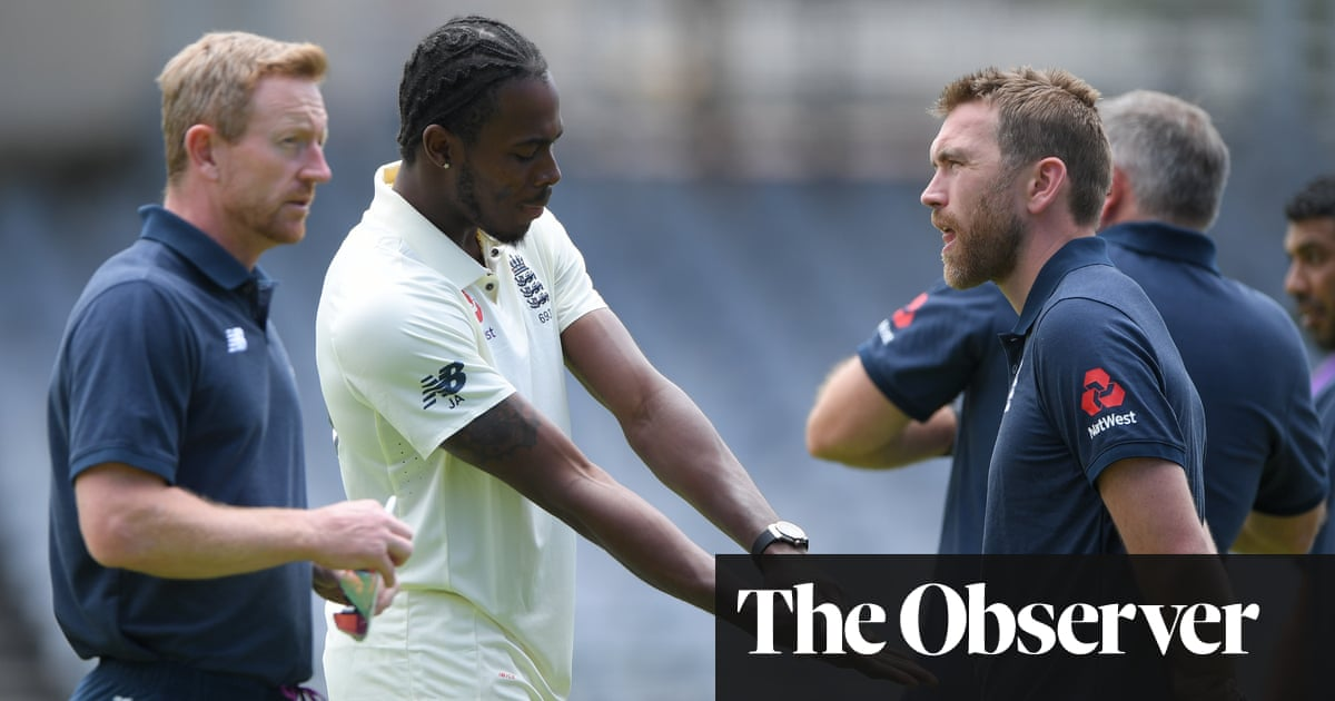 England's Jofra Archer set to be fit for third Test against South Africa