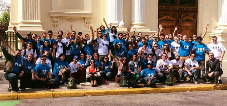 Start-up Chile cohort