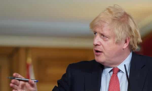 Boris Johnson sacrifices top scientific advisers on altar of Classic Dom