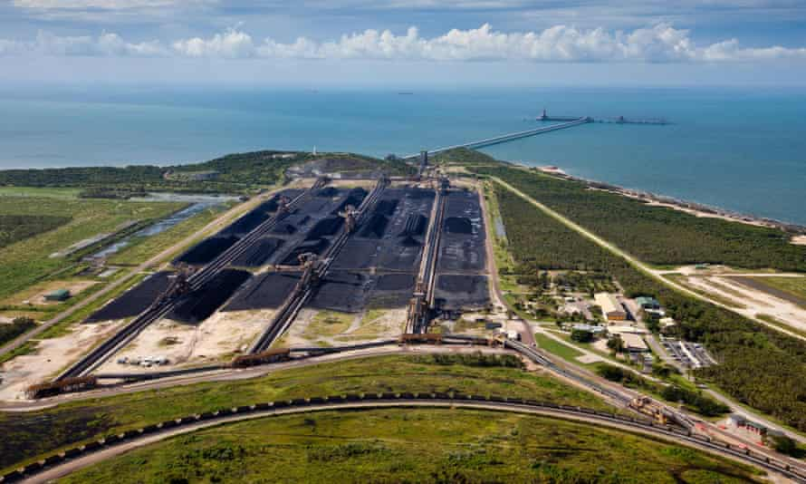 The Abbot Point coal terminal, near Bowen in Queensland, is set to become one of the world's largest coal ports after being given environmental approval.