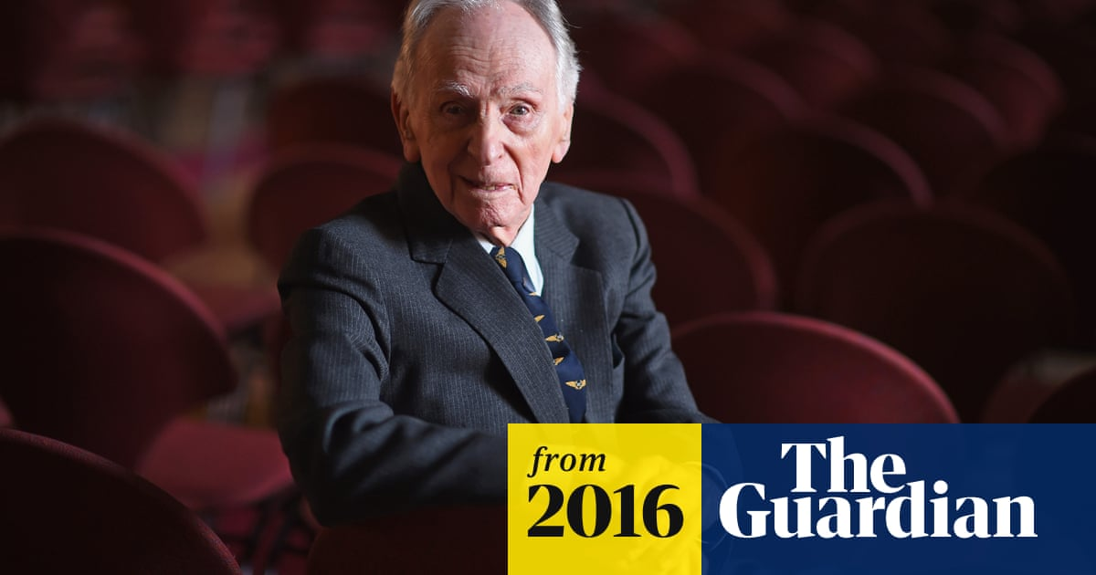 Royal Navy S Most Decorated Pilot Dies Aged 97 Uk News The Guardian