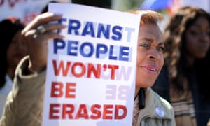 LGBT activists, partner organizations and their supporters rally in front of the White House on Monday.