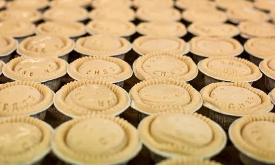 Homebaked pies
