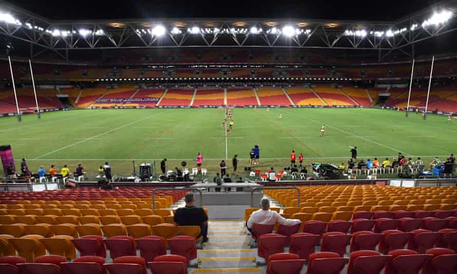 The Australian Medical Association has warned against eschewing expert health advice over coronavirus in the push to return NRL fans to stadiums.