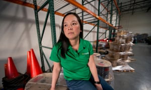 SolarCity story in Las Vegas for Suzanne Goldenberg US environment story. Awaiting further caption info from the photographer