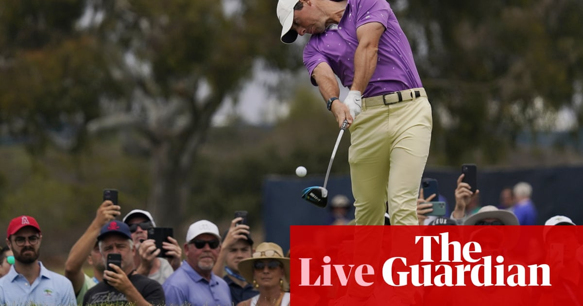 US Open final round: DeChambeau and McIlroy in title contention – live!