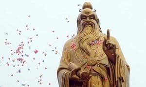Statue of Laozi