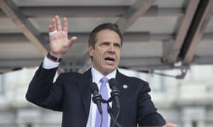 New York governor Andrew Cuomo has called the operation of Indian Point 'unacceptable'.