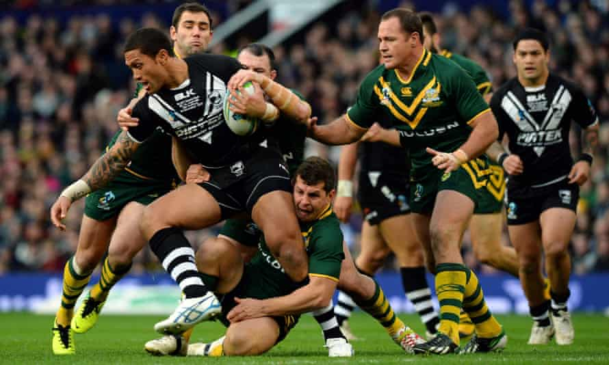 Australia and New Zealand competed in the 2013 Rugby League World Cup final but neither team will be present in 2021.