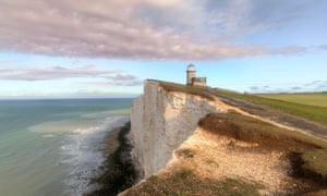 Belle Tout Lighthouse, Seven Sisters, South Downs, East Sussex