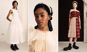 Simone Rocha's high street collaboration with H&M