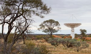 The Murchison radio-astronomy observatory. This is the most radio-quiet observatory on the planet.