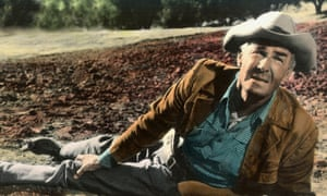 Randolph Scott in Ride The High Country