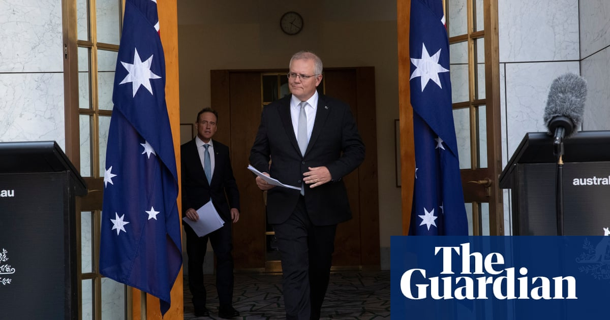 Morrison asks national cabinet to meet twice a week after Covid vaccine program flounders
