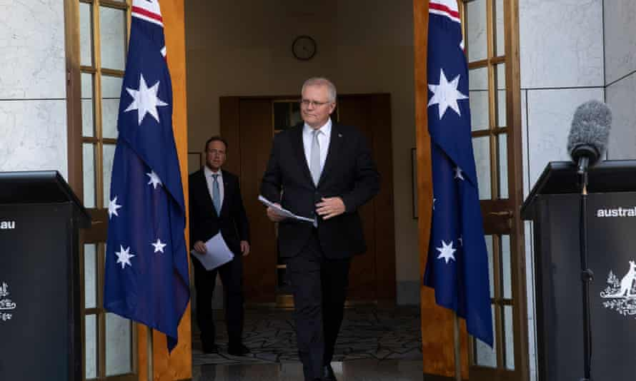 Prime minister Scott Morrison wants national cabinet and health ministers to meet twice a week to help get the coronavirus vaccine program back on track.